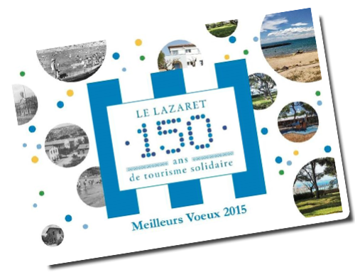 Le Lazaret celebrates its 150 years old.