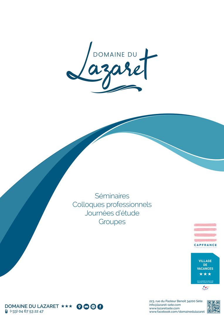 Brochure Professionnels/séminaires